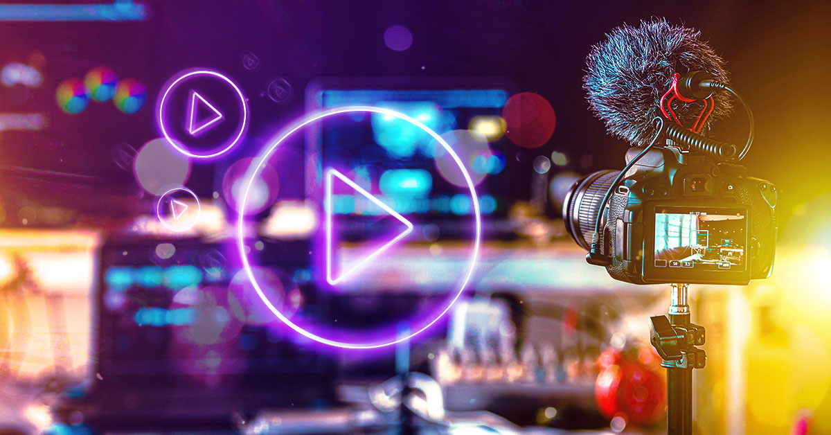 Vídeos como estratégia de aprendizagem
