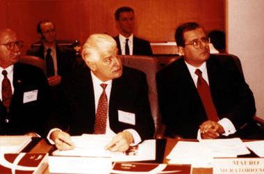 Francisco Soeltl, Odecio Gregio e Mauro Muratório Not