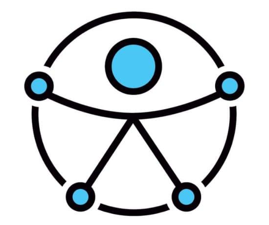 Logotipo de Acessibilidade - ONU