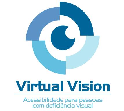 Logotipo Virtual Vision